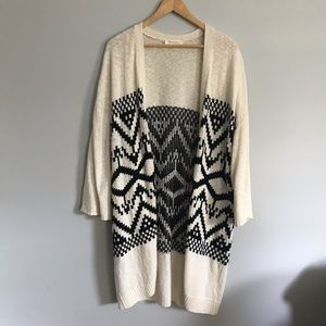 Two by Vince Camuto Oversized cardigan Sweater—M